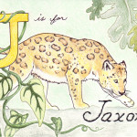 J is for Jaxon - Commissioned Gift