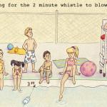 Swim bell
