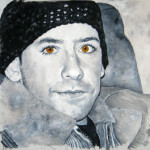 Andy, Oil on Canvas, 2006