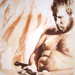 Brian, Oil on Canvas, 2006