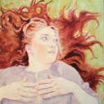 Mandy, Oil on Canvas, 2006