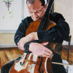 Phil, Oil on canvas 2003