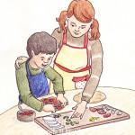 How to Make Pizza (anaustinhomestead.blogspot.com)