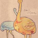 sketch_emuostrich